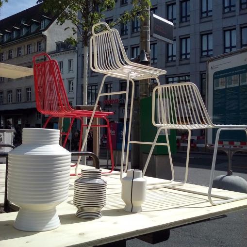 Equilibri Furniture MANI Lombrello