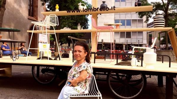 Baiadera Lombrello
