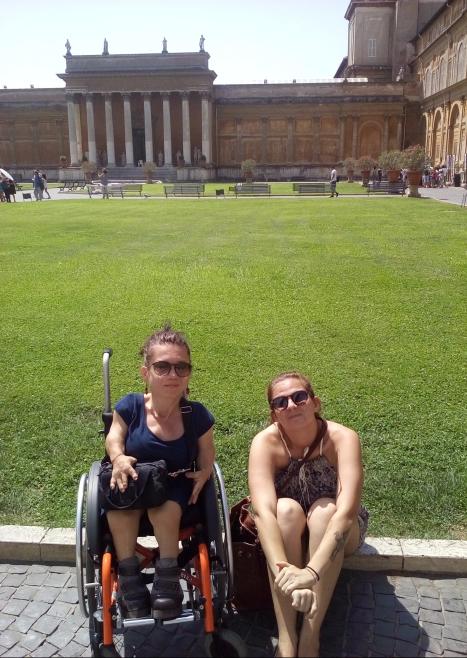 Cortile Pigna Musei Vaticani