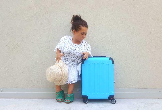 nana valigia azzurra