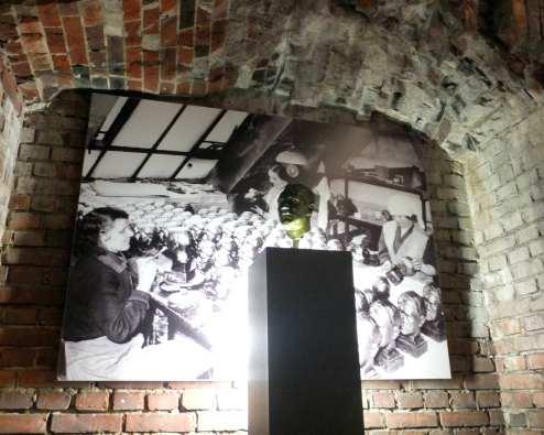 Testina di Hitler, Dokumentationszentrum Reichsparteitagsgelände