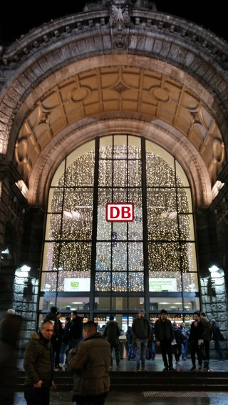 DB station