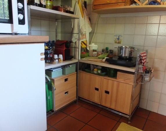 Mini cucina personalizzata