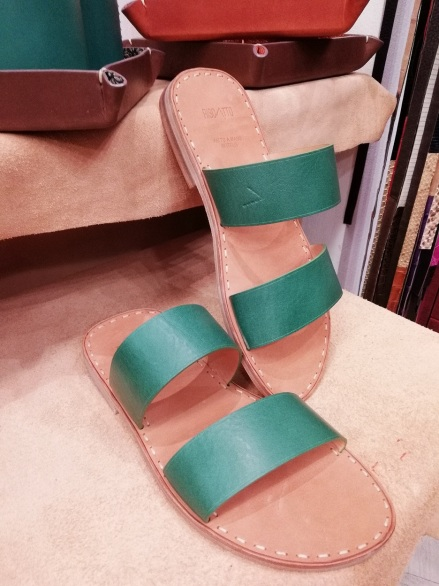 Sandali di Progetto Riscatto