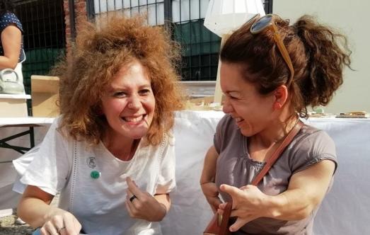 Chiara Patuzzi e Nanabianca
