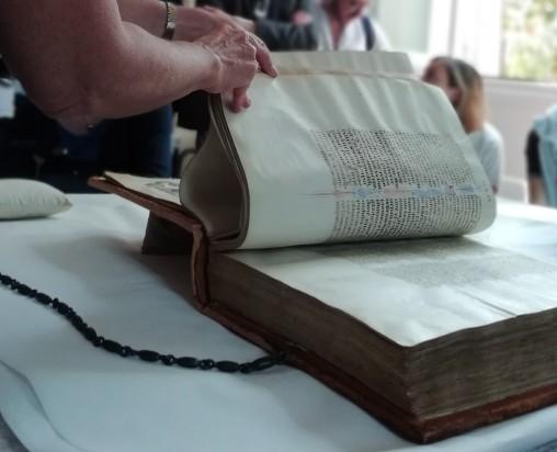 Manoscritto miniato della Biblioteca Malatestiana