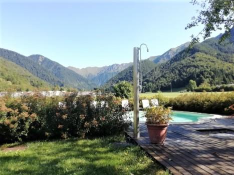 La piscina dell'Eco Ambient Elda Hotel