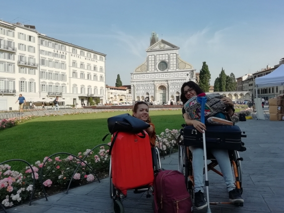 Nanabianca a Firenze