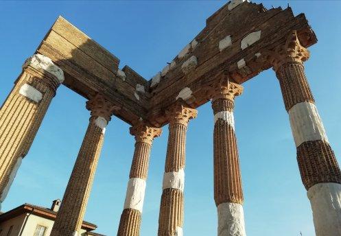 Colonnato del Capitolium di Brescia