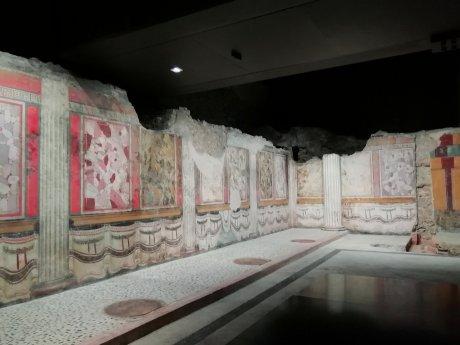 La IV cella del Santuario del Capitolium di Brescia