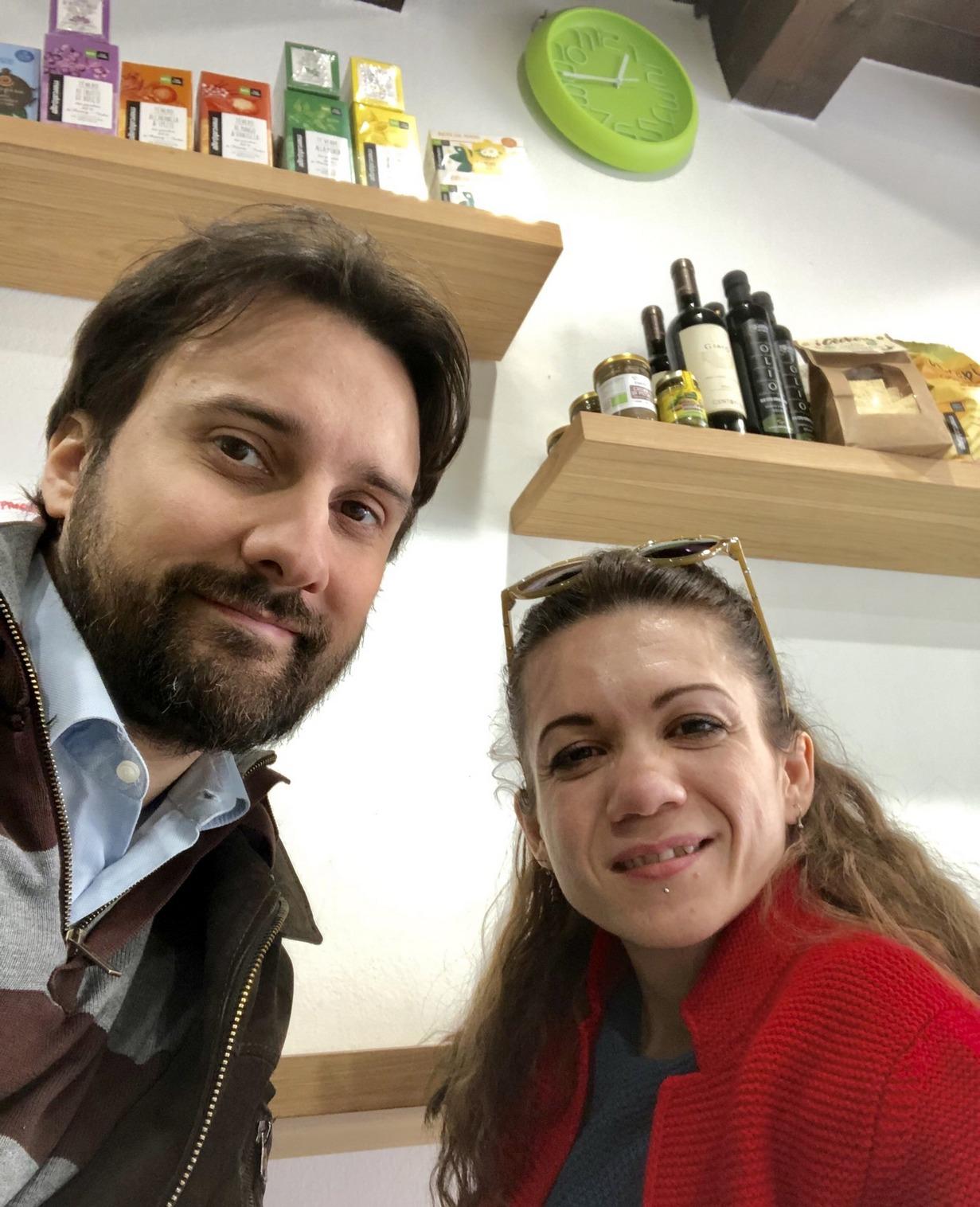 Nanabianca e Boris Puggia, È Buono Verona