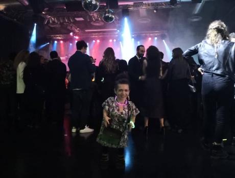 Nanabianca all'Alcatraz di Milano per i DMA 2019
