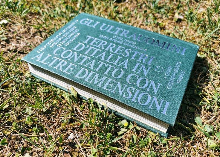 Copertina del libro Gli Ultrauomini
