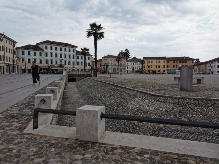 Piazza Grande a Palmanova