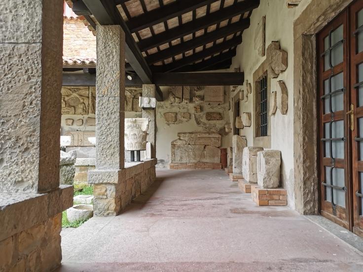 Il lapidario della Basilica di Grado