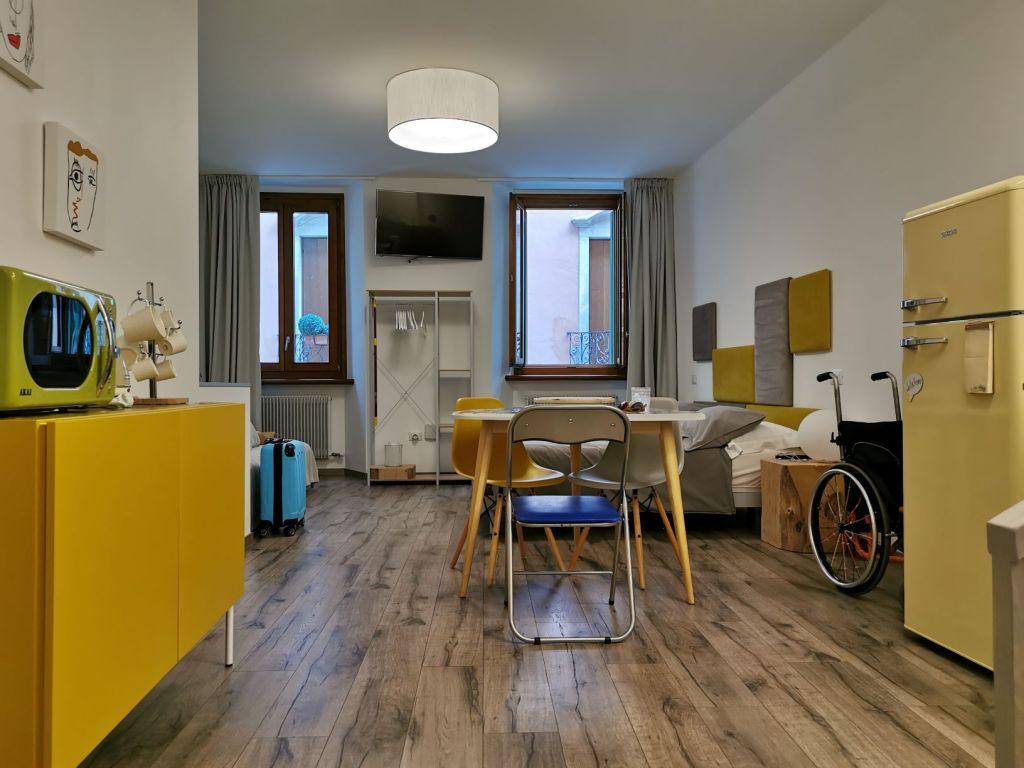 Il Monolocale Superior del Residence Trieste